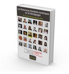 Les Ressources Humaines numériques en 32 témoignages - RH, Formation, Marque employeur, MOOC