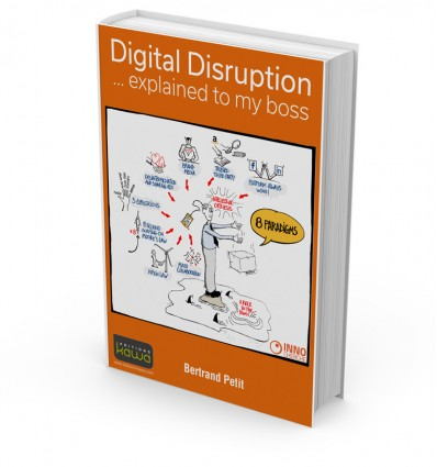 Digital Disruption … explained to my boss