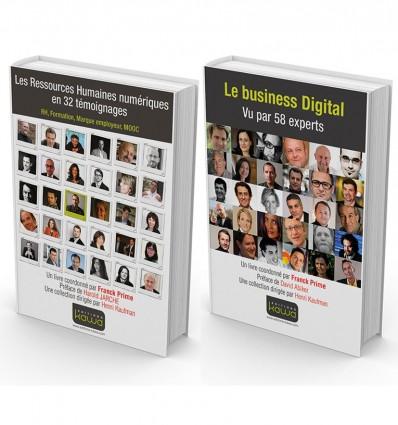 Le business Digital & Les Ressources Humaines numériques en 32 témoignages