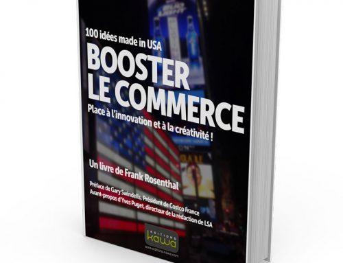 Booster le commerce : le nouveau livre événement de Frank Rosenthal aux Editions Kawa