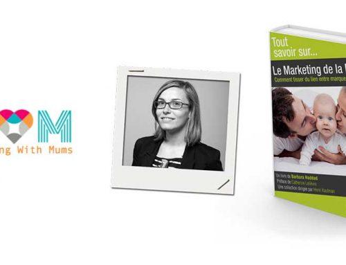 Editions Kawa partenaires  journée Marketing With Mums #MWMums16 #marketing