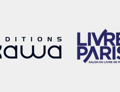 Les Éditions Kawa et ses auteurs seront présents au Salon Livre Paris 2019