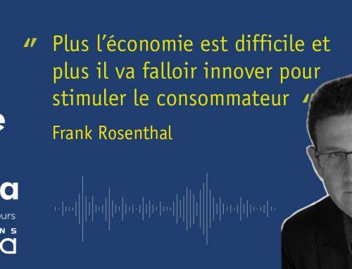 Podcast – Frank Rosenthal : innovation et créativité pour passer la crise du retail